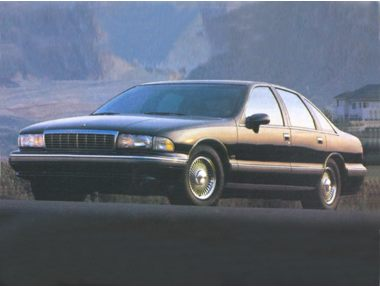 1993 Chevrolet Caprice Sedan