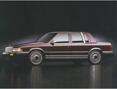 1993 Chrysler LeBaron Sedan