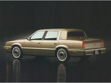 1993 Chrysler New Yorker Sedan