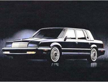 1993 Chrysler Fifth Avenue Sedan