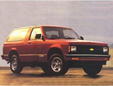 1993 Chevrolet S10 Blazer SUV