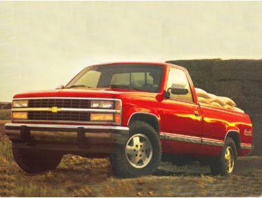 1992 Chevrolet K1500 Truck
