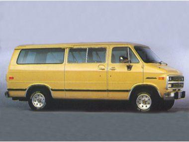 1993 Chevrolet Sportvan Van