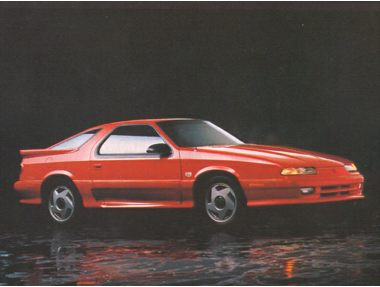 1992 Dodge Daytona Hatchback