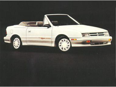1993 Dodge Shadow Convertible