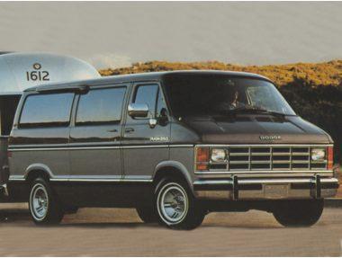 1993 Dodge B150 Ram Wagon
