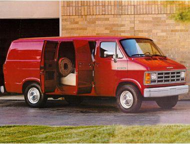1993 Dodge B250 Ram Van