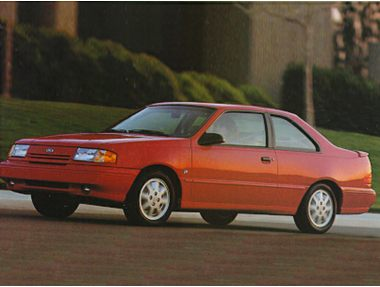 1993 Ford Tempo Coupe