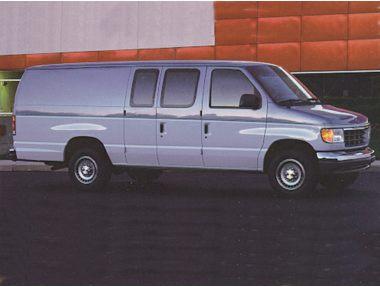 1993 Ford E-350 Van