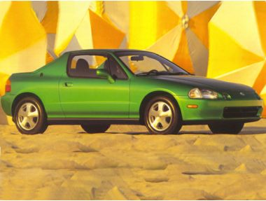 1993 Honda Del Sol Coupe