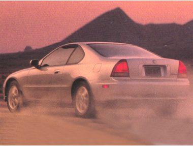 1993 Honda Prelude Coupe