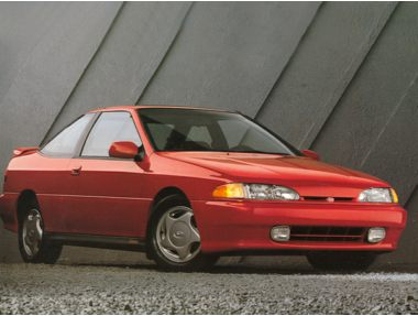 1993 Hyundai Scoupe Coupe