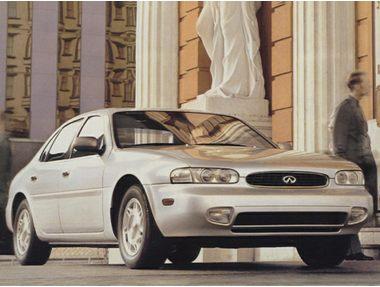 1993 Infiniti J30 Sedan