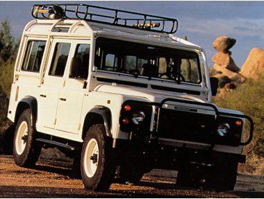 1993 Land Rover Defender 110 SUV