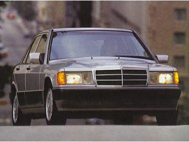 1993 Mercedes-Benz 190 Sedan
