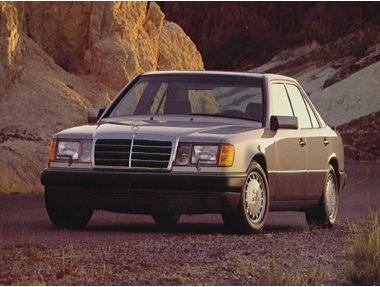 1993 Mercedes-Benz 300 Sedan