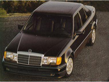 1993 Mercedes-Benz 400 Sedan