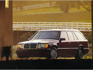 1993 Mercedes-Benz 300 Wagon