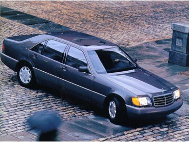 1993 Mercedes-Benz 600 Sedan