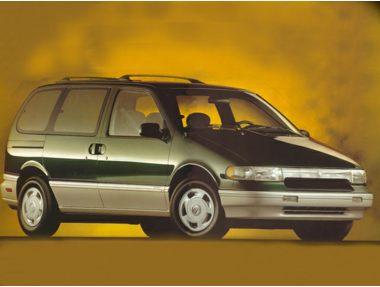 1993 Mercury Villager Van