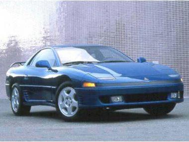 1993 Mitsubishi 3000 GT Coupe