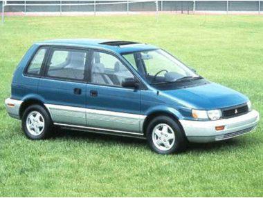 1993 Mitsubishi Expo Hatchback