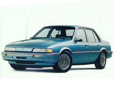 1993 Pontiac Sunbird Sedan