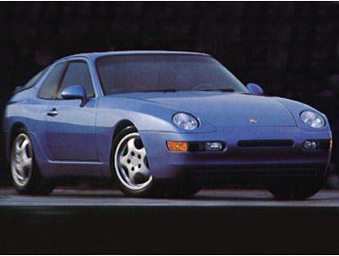 1993 Porsche 968 Coupe