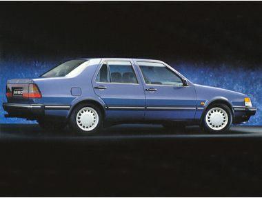1993 Saab 9000 Sedan