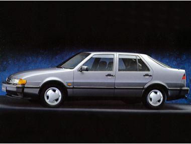 1993 Saab 9000 Hatchback