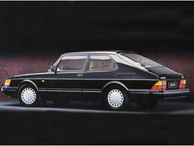 1993 Saab 900 Hatchback