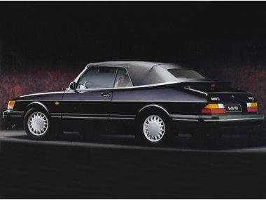 1992 Saab 900 Convertible