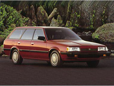 1993 Subaru Loyale Wagon