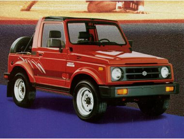 1993 Suzuki Samurai SUV