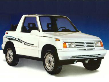 1993 Suzuki Sidekick SUV