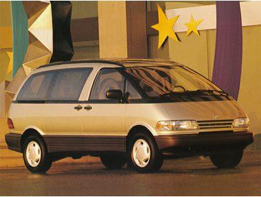 1993 Toyota Previa Van