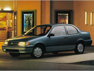 1993 Toyota Tercel Coupe