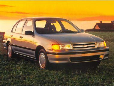 1993 Toyota Tercel Sedan