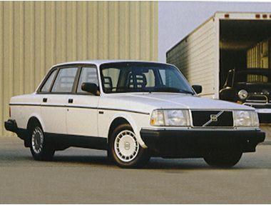 1993 Volvo 240 Sedan