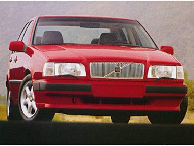 1993 Volvo 850 Sedan