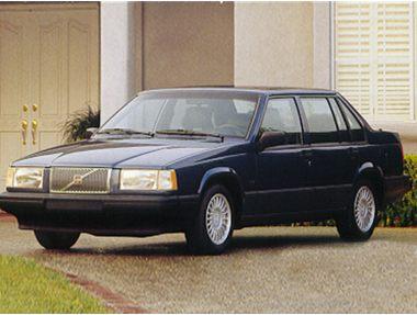 1993 Volvo 940 Sedan