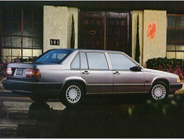 1993 Volvo 960 Sedan