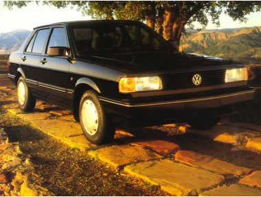 1993 Volkswagen Fox Sedan