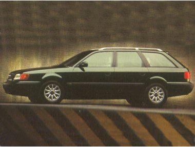 1994 Audi 100 Wagon