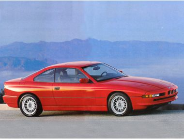 1994 BMW 850 Coupe