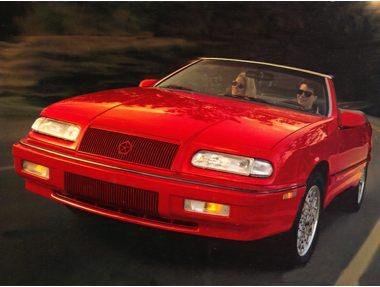 1994 Chrysler LeBaron Convertible