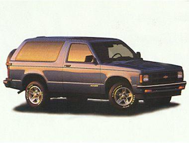 1994 Chevrolet S10 Blazer SUV