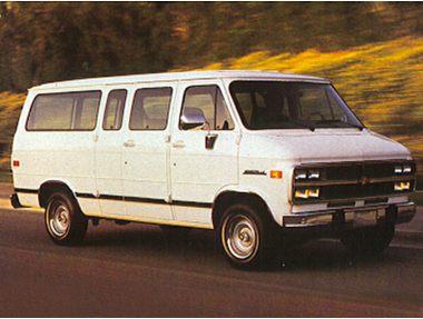 1994 Chevrolet Sportvan Van
