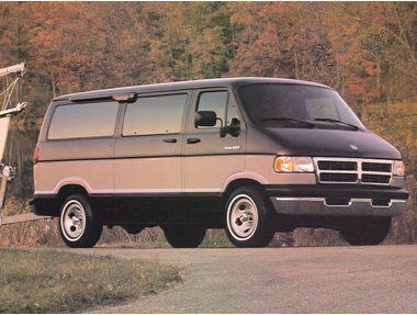 1994 Dodge B250 Ram Wagon
