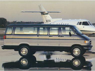 1994 Dodge B350 Ram Wagon
